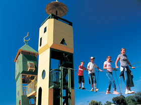 Monash Adventure Park - Surfers Gold Coast