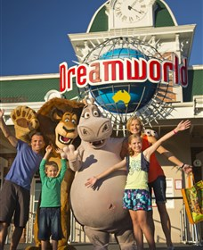 Dreamworld - Surfers Gold Coast