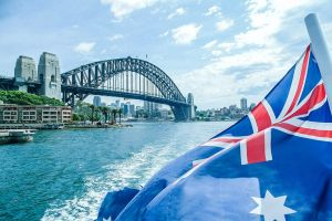 Australia Day Lunch and Dinner Cruises On Sydney Harbour with Sydney Showboats - Surfers Gold Coast