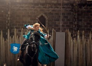 Baroque Horse Festival - Surfers Gold Coast