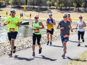Broken Marathon Canberra - Surfers Gold Coast