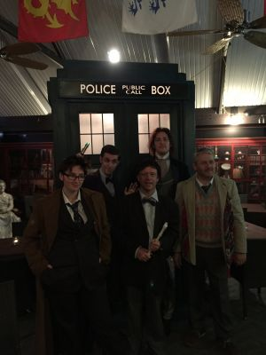 Dr Who Quiz Night - Surfers Gold Coast