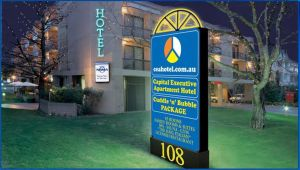 Capital Executive Apartment Hotel - Surfers Gold Coast